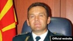 Началник на генералштабот на АРМ, генерал Горанчо Котески