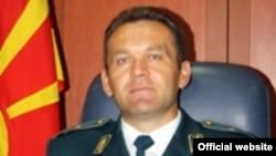 Началникот на ГШ на АРМ генерал-мајор Горанчо Котески