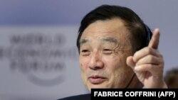 Основатель и глава Huawei Жэнь Чжэнфэй