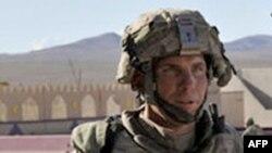 U.S. Staff Sergeant Robert Bales in 2011