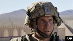 U.S. Staff Sergeant Robert Bales