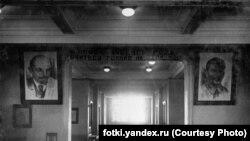 Школа в Сталинске