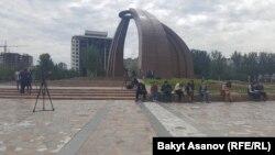 Бишкек. Жеңиш аянты. 17/05/2016