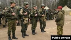 Бійці «ПВК Вагнера»