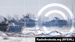 БПМ-97 на видео сепаратистского канала