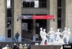 Теракт на вокзалі, Волгоград, 29 грудня 2013 року