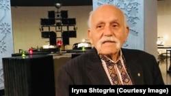 Свідок Голодомору 1932–33 років Ілько Корунець, професор Київського лінгвістичного університету