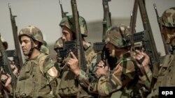 Nemačke i kurdske snage u Irbilu, arhivska fotografija