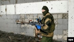 Проросійські бойовики, архівне фото