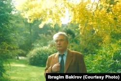 Чыңгыз Айтматов (1928—2008).