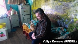 Леонид Сычин – коренной селькуп. Его мать помогала ученым создавать словарь селькпуского языка