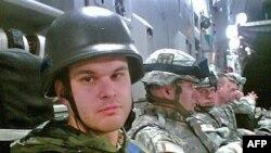 دیمیتری چتوبایف، خبرنگار/عکاس آزاد روسی که روز یکشنبه همراه هشت سرباز آمریکایی کشته شد.