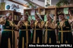 Урумський колектив «Бір тайфа», Старий Крим (Донецька область)