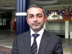 Mahir Humbatov, spokesman for the circus