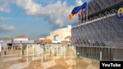 Дигитален приказ на плоштадот Скендербег во близина на скопската Турска чаршија
