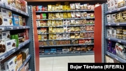 Iz jedne od trgovina u Prištini, ilustrativna fotografija