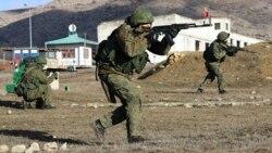 Военные учения в Крыму. К чему готовится Россия? | Крымский вечер