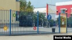 """Военная операция в детском образовательном центре """"Акбобек"""", фото vision.kz"""