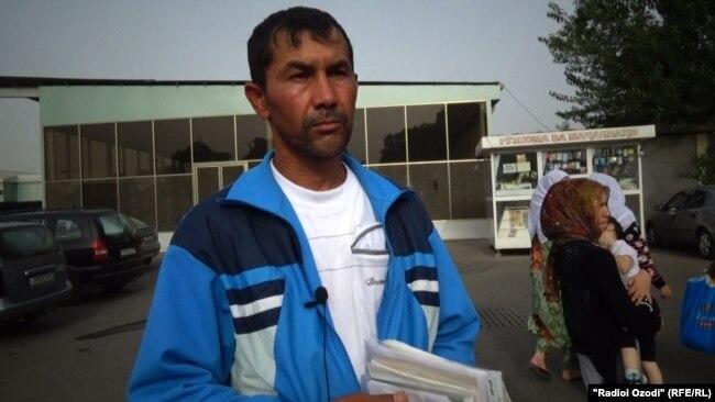 Абдусалом Саидов