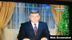 Диктор узбекского ТВ Абдумумин Утбосаров.