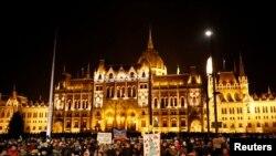 Protesti u Budimpešti