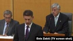 Najprije zakoni po hitnoj proceduri pa onda Vlada: Novi predsjednik Sabora Božo Petrov