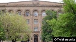 Հայաստանի ազգային պոլիտեխնիկական համալսարանի գլխավոր մասնաշենքը