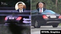 Ввечері 14 червня прем'єр Гройсман і міністр Аваков одночасно відвідували олігарха Пінчука