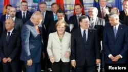 Sa Konferencije u Berlinu, 28. avgust 2014.