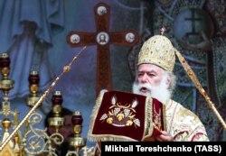 Патріарх Олександрійський і всієї Африки Феодор Другий