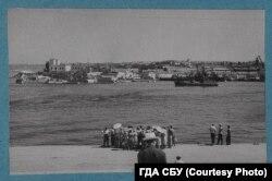 Так виглядала севастопольська набережна в серпні 1963-го