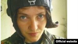 Украинская летчица Надежда Савченко
