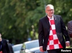 'Mi smo bili, jesmo i bit ćemo protiv ilegalnih ulazaka, oni su protuzakoniti', poručio je ministar Davor Božinović i ponovio zahtjev za što skorijim prijemom Hrvatske u Schengen.