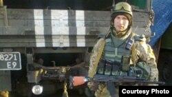 Любомир Гринюх, фото з особистого архіву бійця