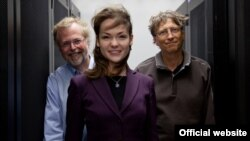 Натан Мирвольд, Кәримә Нигъмәтуллина, Билл Гейтс