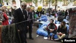 اعتراض در نیویورک- ۲۱ مهرماه