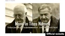 Zdravko Mustać şi Josip Perković (Foto: TV/BR)