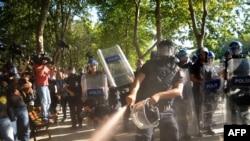 Türkiyədə etiraz aksiyası
