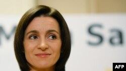 Maia Sandu, pro-EU kandidatkinja za predsjednicu Moldavije