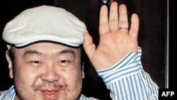 Ким Чен Нам, отец Ким Хан Сола, старший сын северокорейского лидера