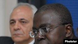 Համաշխարհային բանկի երեւանյան գրասենյակի ղեկավար Ժան-Միշել Հապի