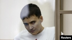 "Nadia Savchenko lawyer says her ""life is in danger."""