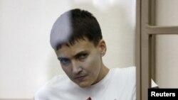 "Nadia Savchenko lawyer says her ""life is in danger."""