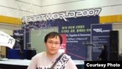 Жанарбек Матай, сотрудник Института электроники и телекоммуникаций Южной Кореи.