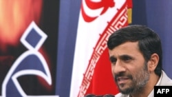 """""""If there is truly fundamental change, we welcome it,""""President Mahmud Ahmadinejad told journalists in Tehran."""