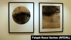 من اعمال الفنان محمد الشمري