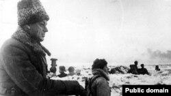 Маршал Константин Рокоссовский дар соли 1942