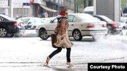 Pamje nga vërshimet e mëparshme në Teheran