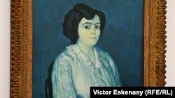 Picasso, Madame Soler la Neue Pinakothek