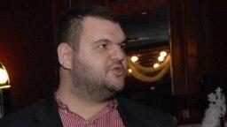 Делян Пеевски, депутат от ДПС и кандидат-член на ЕП.